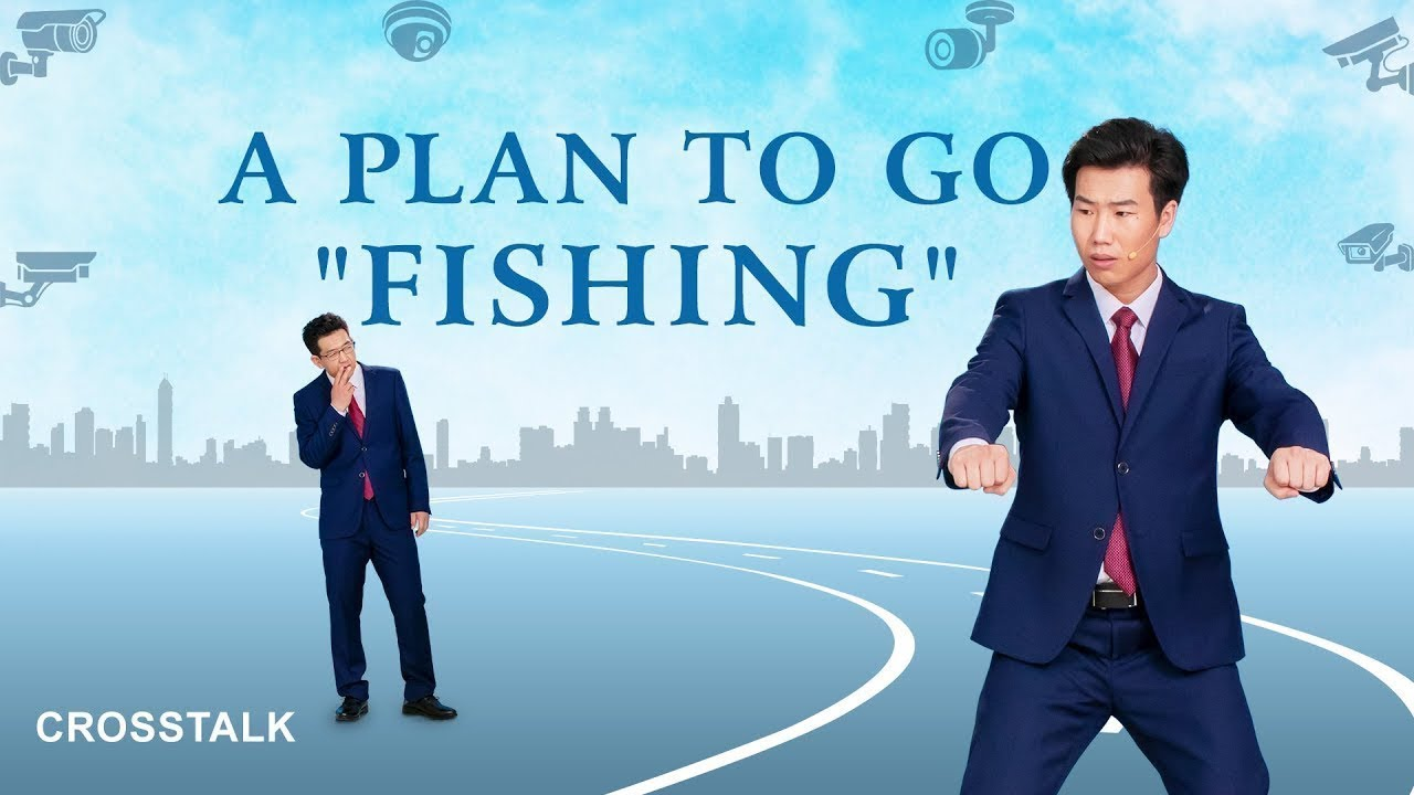 """Christian Crosstalk """"A Plan to Go 'Fishing'"""" 