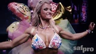 2016 SAF Summer Pro Fitness Model Challenge Highlights