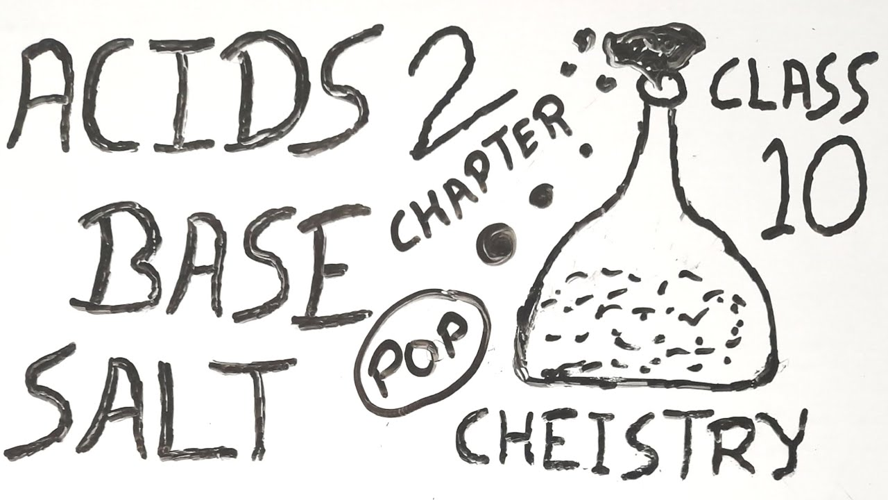 Acids Bases and Salt-Part 1-PC Study class 10 science