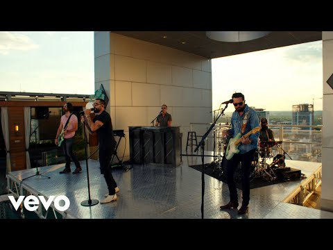 Never Be Sorry (Rooftop Performance)