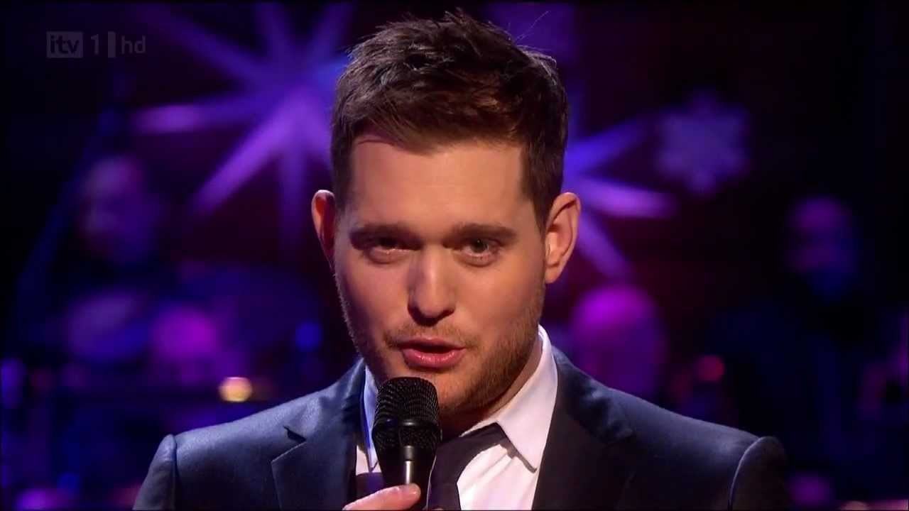 Michael Bublé It's Beginning To Look A lot Like Christmas - YouTube
