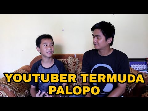 YOUTUBER TERMUDA PALOPO - YOUTUBE TALKSHOW (Feat Alief Sulistio)