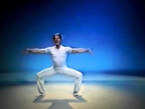 """Mattox jazz dance technique, no. 7 """"Head right and left"""""""