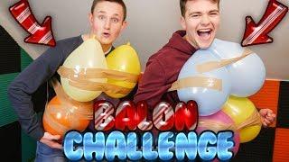 BALONY CHALLENGE!! *dziwne*