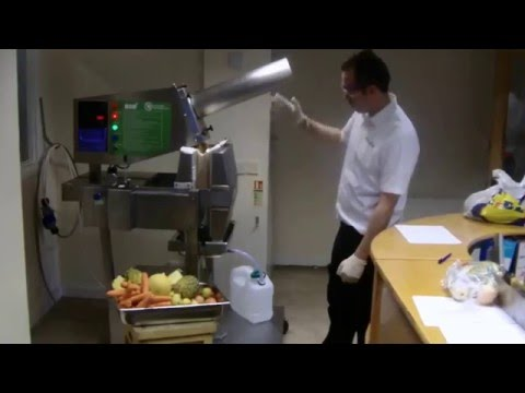 BIO Commercial Cold Press Juicer Manufactured In The U.K