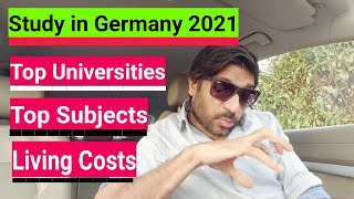 Best and Cheapest Country's to study Abroad for free?! | 2021| Germany Europe.