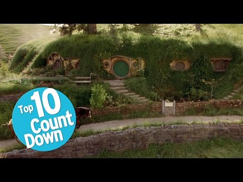 Top 10 Greatest Movie Sets