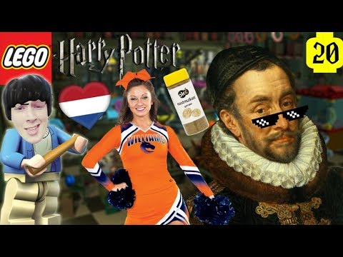 Stille Willem - Lego Harry Potter: Jaren 1-4 #20