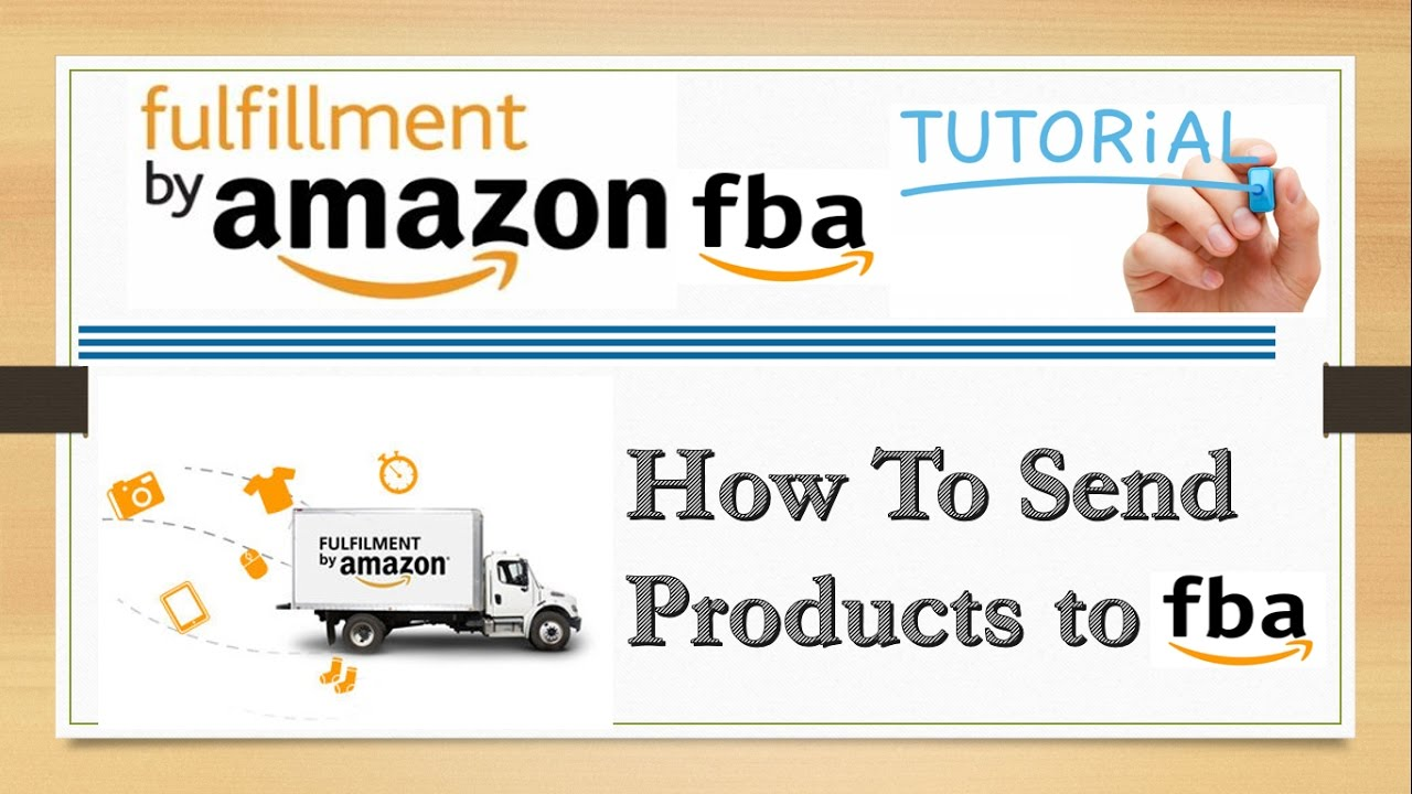 how to amazon fba