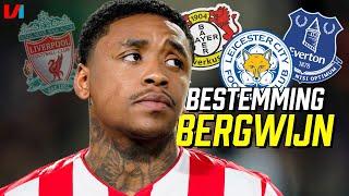BESTEMMING BERGWIJN: Via Leicester, Leverkusen Of Everton Stap Naar Europese TOP Verdienen!