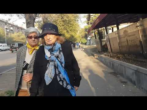 Ереван...гуляем по улице Комитаса ❤
