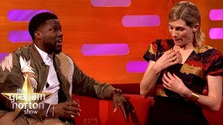 Kevin Hart Loses It Over Jodie Whittaker's Poisonous Spider Story | The Graham Norton Show