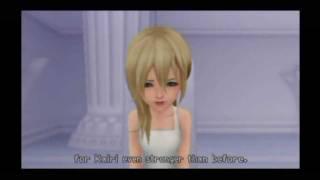 Kingdom Hearts Re: Chain of Memories - Namine Scenes
