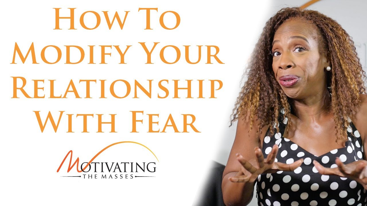Lisa Nichols - How To Modify Your Relationship With Fear