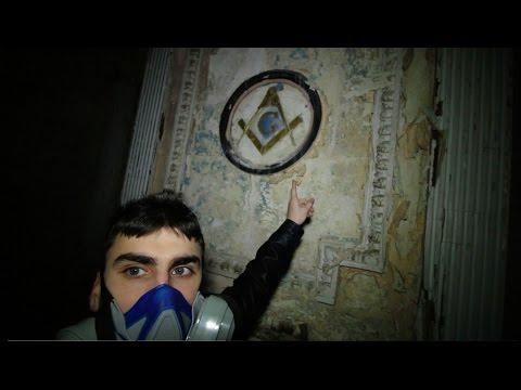 ABANDONED Free Mason Lodge (ft. Exploring With Josh & Danny)