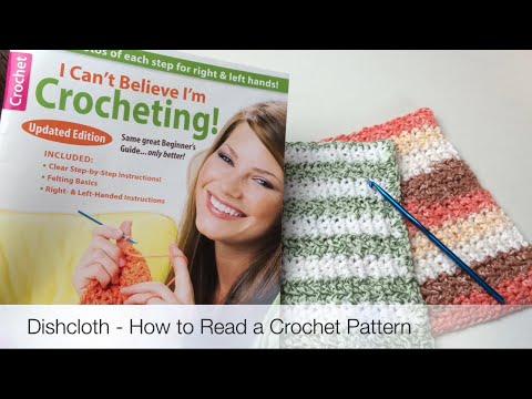 Pattern Reading 301 | Crochet | I Can't Believe I'm Crocheting  (Closed Captions CC)
