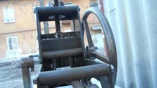 Самодельный ручной трубогиб больших радиусов (опыт эксплуатации)