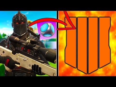 Why FORTNITE will SAVE the BLACK OPS 4: ZOMBIES COMMUNITY!!