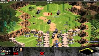 Age of Empires: Enemies of Rome: Crossing the Alps in 6:10