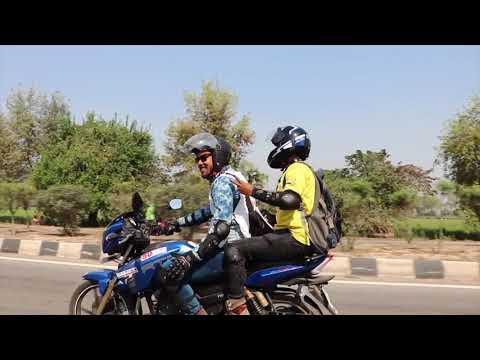 Taj bike rally 2018 Agra (unedited)
