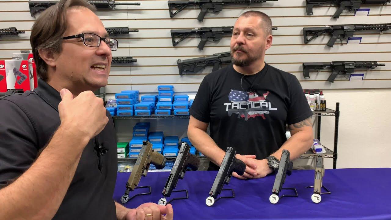 Pistolas Springfield Armory