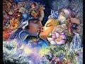 Невероятные творения художницы Жозефины Уолл (Incredible creations by artist Josephine Wall).