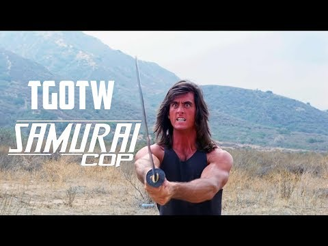 Samurai Cop - The Greatest Of The Worst