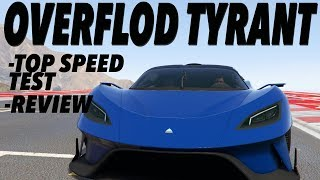Overflod Tyrant Review! (GTA 5 ONLINE)