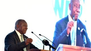 President Ramaphosa Opens The 25 Years Of Democracy Conference