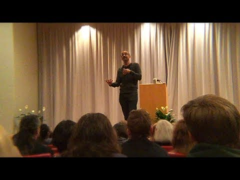 Junot Diaz Gave a Talk