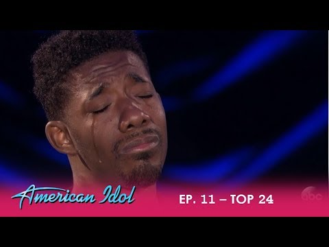 Marcio Donaldson: This Performance Will MELT Your Heart!   American Idol 2018