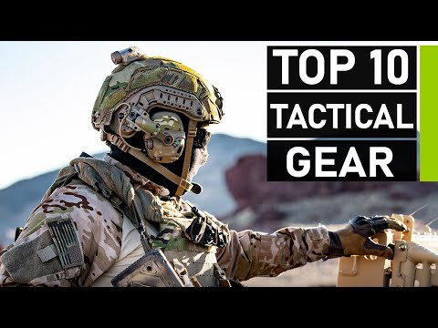 Top 10 Must Have Tactical Survival Gear & Gadgets | Part 4