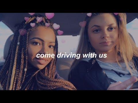 COME DRIVING WITH US + CARPOOL KARAOKE