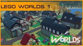 LEGO Worlds №1 - Первый взгляд на Лего-Майнкрафт