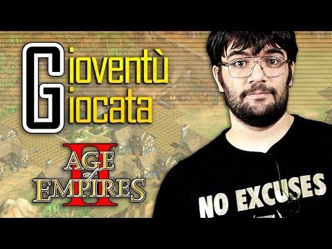 Gioventù Giocata #3 - AGE OF EMPIRES