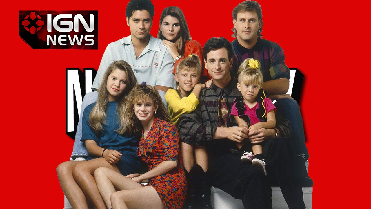 Attractive Netflix Bringing Back Full House?   IGN News   YouTube