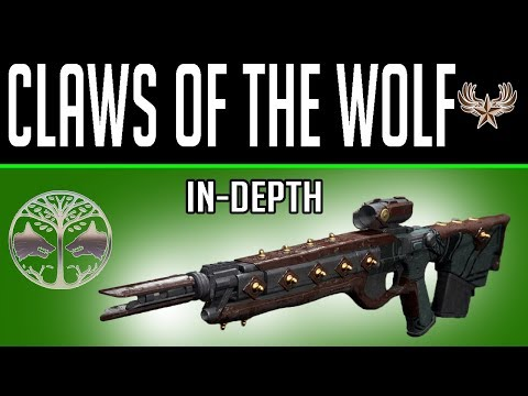 Claws Of The Wolf In-Depth ( Iron Banner Pulse)