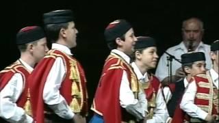 "Omladinski Folklorni Ansambl ""Crna Gora"" -  Igre iz Crne Gore"