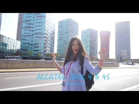 MWC 2016: Alcatel Idol 4 & Idol 4S