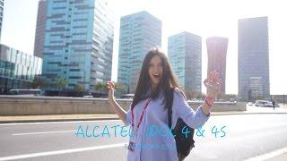 MWC 2016: Alcatel Idol 4 & Idol 4S(Компания Alcatel тоже отличилась на выставке MWC 2016 в Барселоне. Неожиданно для всех были представлены сразу..., 2016-02-25T17:00:02.000Z)