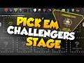 CS:GO Pick'Em Challengers Stage Predictions