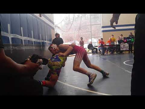 Shawn Taylor Wrestling 2018 Connellsville King of the Mat Tournament(3)