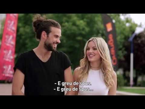 Romeo şi Julieta din Italia, la X Factor România. Cei doi din trupa Daudia i-au topit pe juraţi