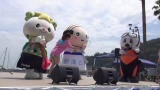 2016年5月14日 TAKATA-FESTA in 熱海 あつおくん、うみまると一緒にステ...