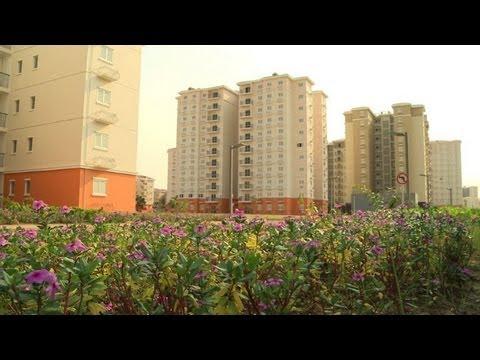 Angola: à Luanda, une gigantesque ville nouvelle largement vide