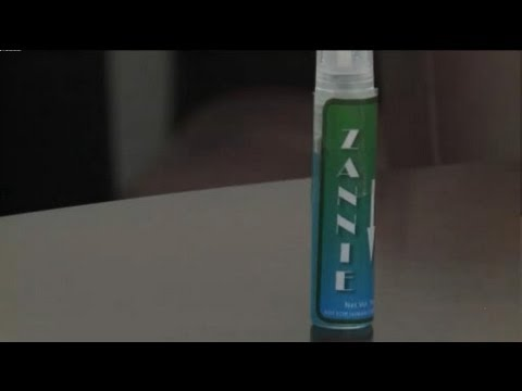 Experimental drug 'Zannie' sold online as air freshener