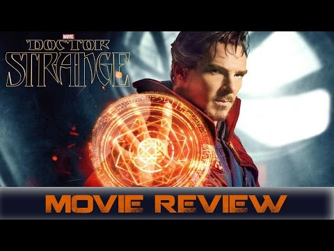 Doctor Strange - Movie Review (Non-Spoilers/Spoilers Review)