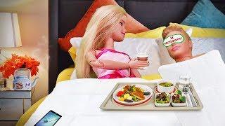 КЕН ИГРАЕТ в ПРЯТКИ Мультик Барби в ШКОЛЕ Играем с Барби Игрушки