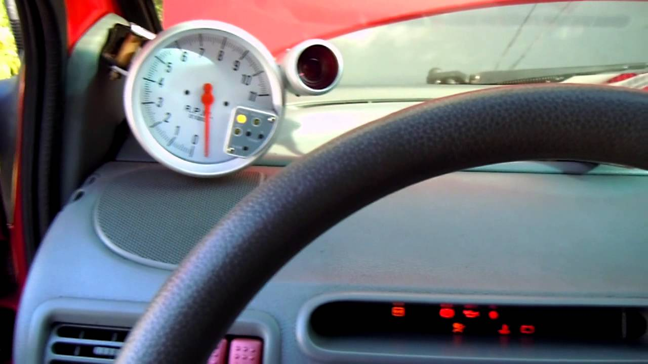 Honda Civic Wiring Diagram Tuto Como Instalar Tacometro Twingo Youtube