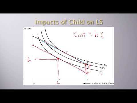 Labor Economics - Child Care Costs Effect on the Labor Suppl